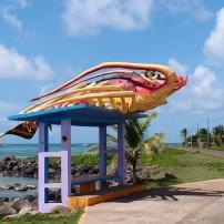 Nikaragua – Big Corn Island (6-10/2016)